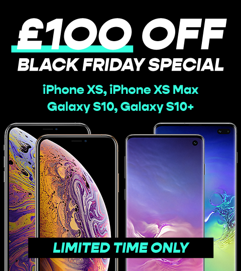 iPhone XS Black Friday Special