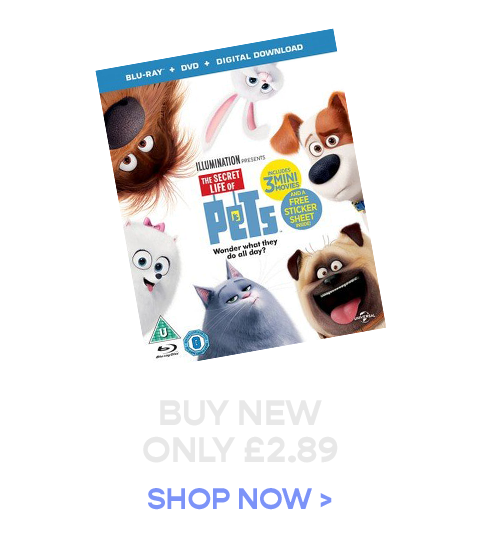Buy NEW. Only £2.89 on Blue-Ray